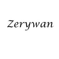 ZERYWAN