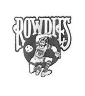 ROWDIES ROWDIES 15