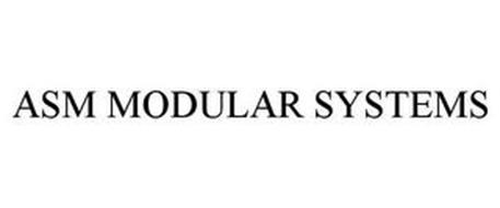 ASM MODULAR SYSTEMS