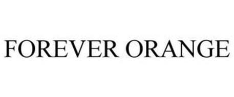 FOREVER ORANGE