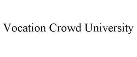 VOCATION CROWD UNIVERSITY