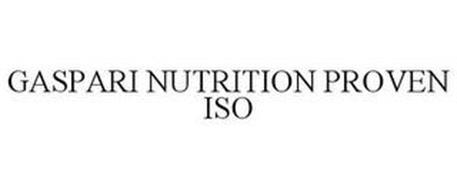 GASPARI NUTRITION PROVEN ISO