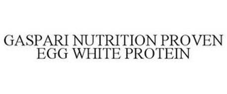 GASPARI NUTRITION PROVEN EGG WHITE PROTEIN