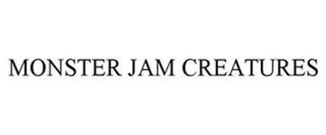 MONSTER JAM CREATURES