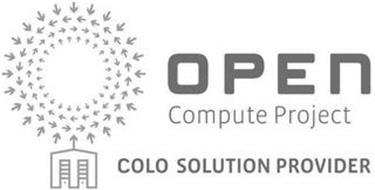 OPEN COMPUTE PROJECT COLO SOLUTION PROVIDER