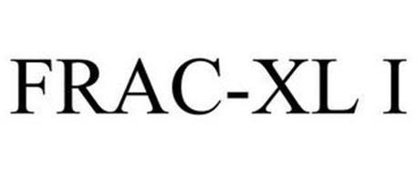 FRAC-XL I