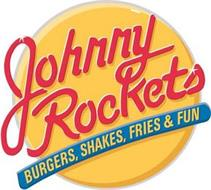 JOHNNY ROCKETS BURGERS, SHAKES, FRIES &FUN