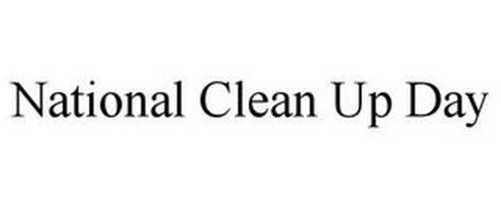 NATIONAL CLEAN UP DAY