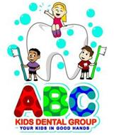 ABC KIDS DENTAL GROUP YOUR KIDS IN GOOD HANDS