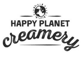 HAPPY PLANET CREAMERY