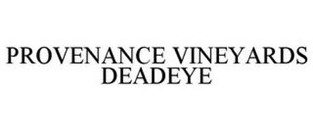 PROVENANCE VINEYARDS DEADEYE
