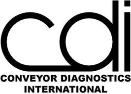 CDI CONVEYOR DIAGNOSTICS INTERNATIONAL