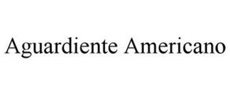 AGUARDIENTE AMERICANO