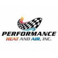 PERFORMANCE HEAT AND AIR, INC.
