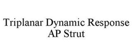TRIPLANAR DYNAMIC RESPONSE AP STRUT