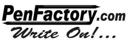 PENFACTORY.COM WRITE ON!...
