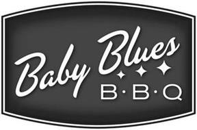 BABY BLUES B · B · Q