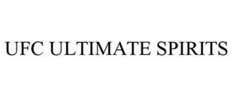 UFC ULTIMATE SPIRITS