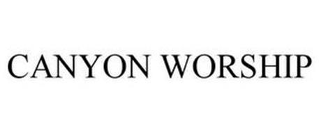 CANYON WORSHIP