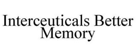 INTERCEUTICALS BETTER MEMORY