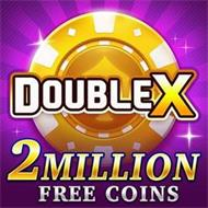 DOUBLE X 2 MILLION FREE COINS