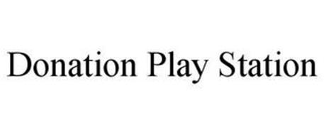 DONATION PLAY STATION