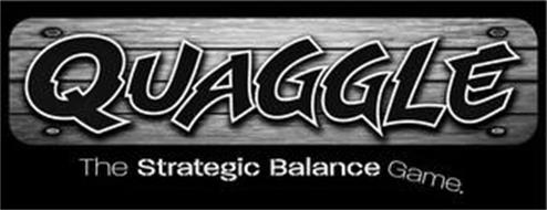 QUAGGLE THE STRATEGIC BALANCE GAME.