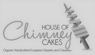 HOUSE OF CHIMNEY CAKES ORGANIC HANDCRAFTED EUROPEAN DESSERTS AND CREAMERY