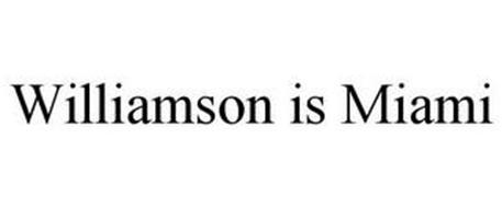 WILLIAMSON IS MIAMI