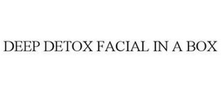DEEP DETOX FACIAL IN A BOX