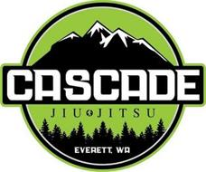 CASCADE JIU · JITSU EVERETT, WA
