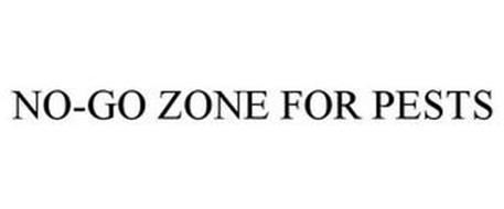 NO-GO ZONE FOR PESTS