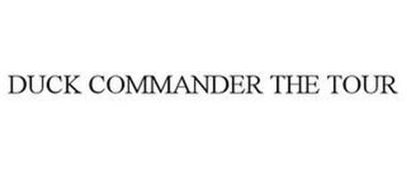 DUCK COMMANDER THE TOUR