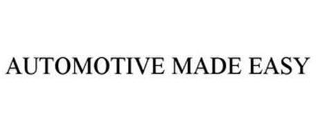 AUTOMOTIVE MADE EASY
