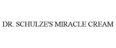DR. SCHULZE'S MIRACLE CREAM