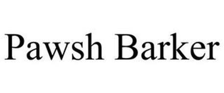 PAWSH BARKER