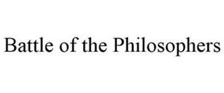 BATTLE OF THE PHILOSOPHERS