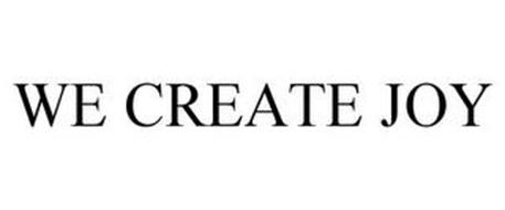 WE CREATE JOY