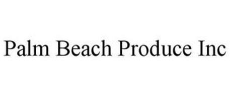 PALM BEACH PRODUCE INC