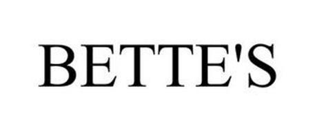 BETTE'S