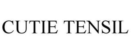 CUTIE TENSIL