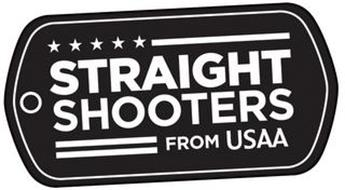 STRAIGHT SHOOTERS FROM USAA