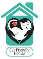 CAT FRIENDLY HOMES