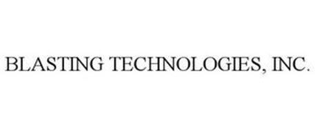 BLASTING TECHNOLOGIES, INC.