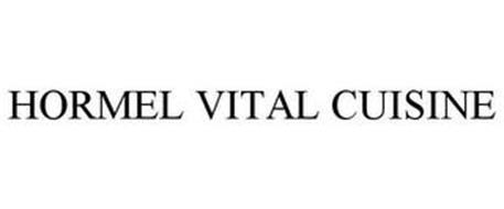 HORMEL VITAL CUISINE