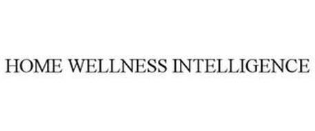 HOME WELLNESS INTELLIGENCE