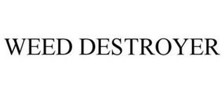 WEED DESTROYER