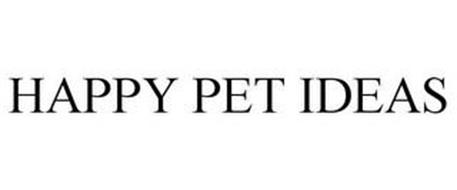 HAPPY PET IDEAS