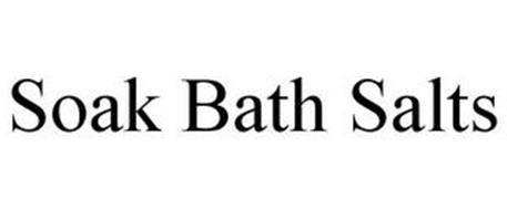 SOAK BATH SALTS