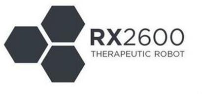 RX2600 THERAPEUTIC ROBOT